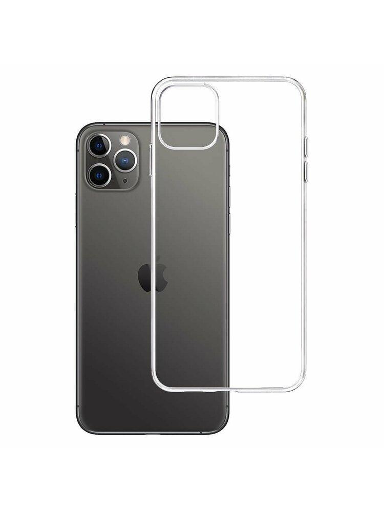 dėklai, 3MK CLEAR case Iphone 12 mini