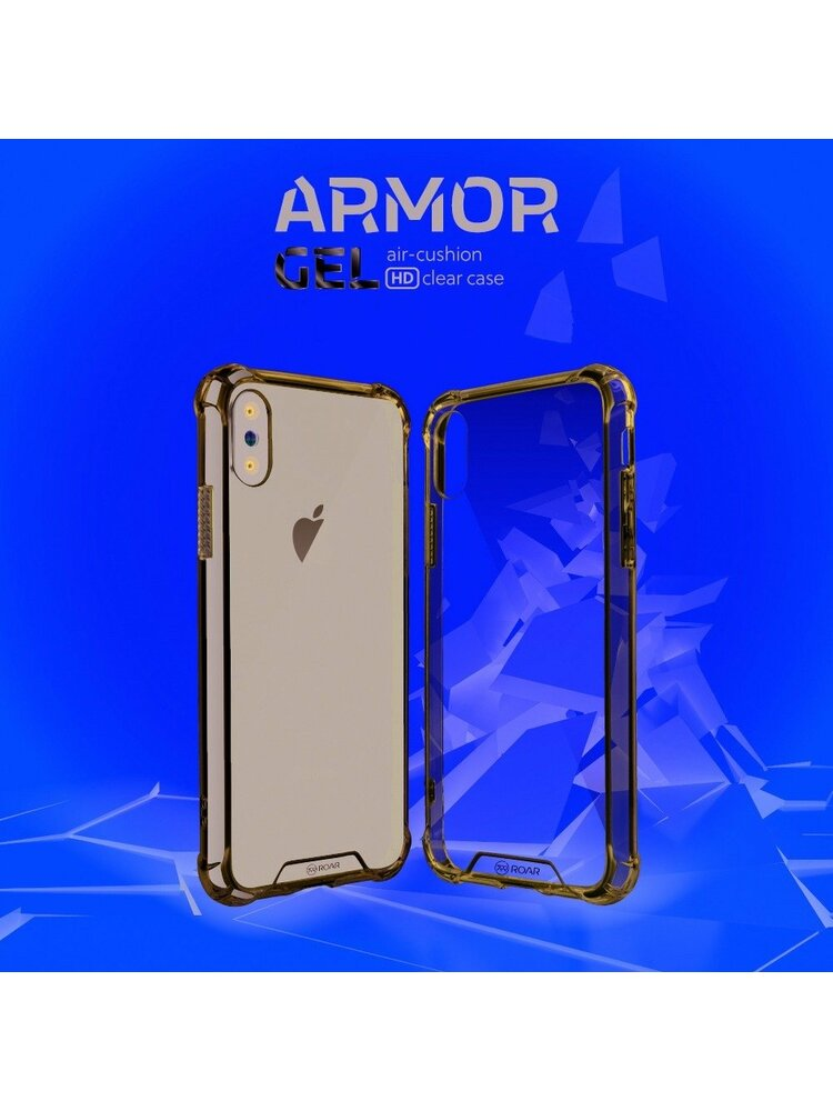 """Armor Jelly Roar"" dėklas - ""Samsung Galaxy A42 5G"" skaidrus"