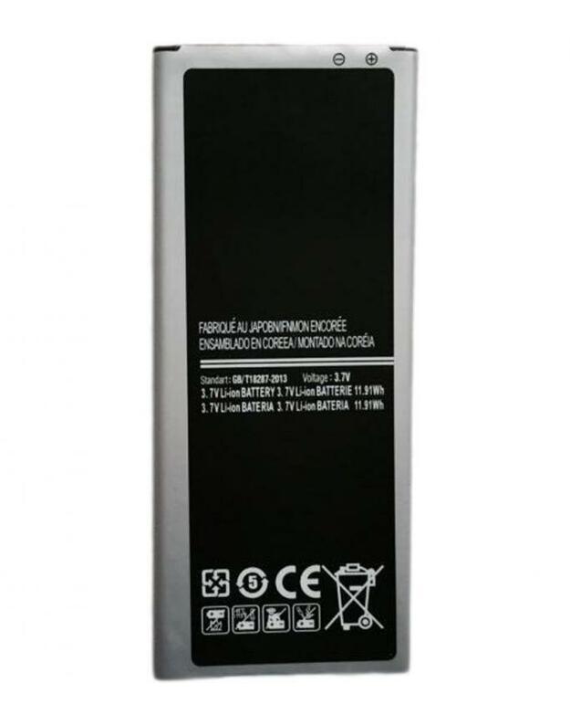 Telefono baterija originali Samsung N910C / N910F Note 4 3220mAh EB-BN910BBE
