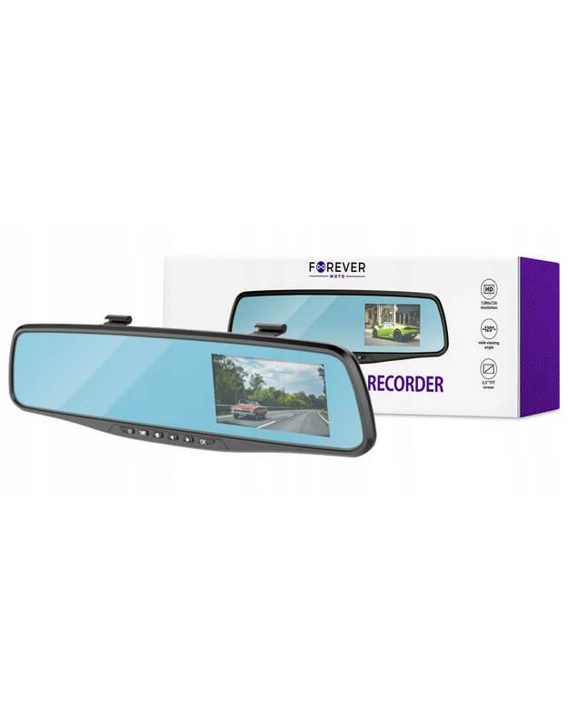 Vaizdo registratorius Forever VR-140 mirror