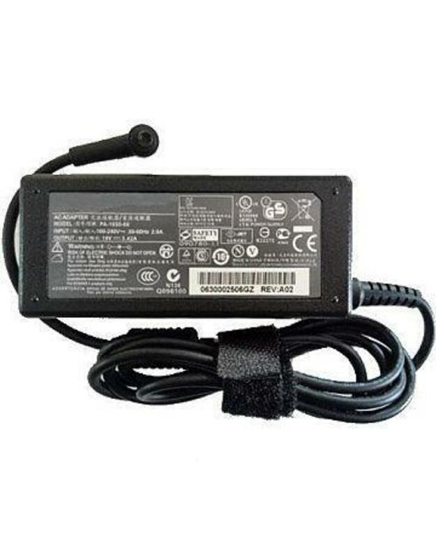 Extra Digital STANDARD LINE Notebook maitinimo šaltinis ASUS 220V, 65W: 19V, 3.42A