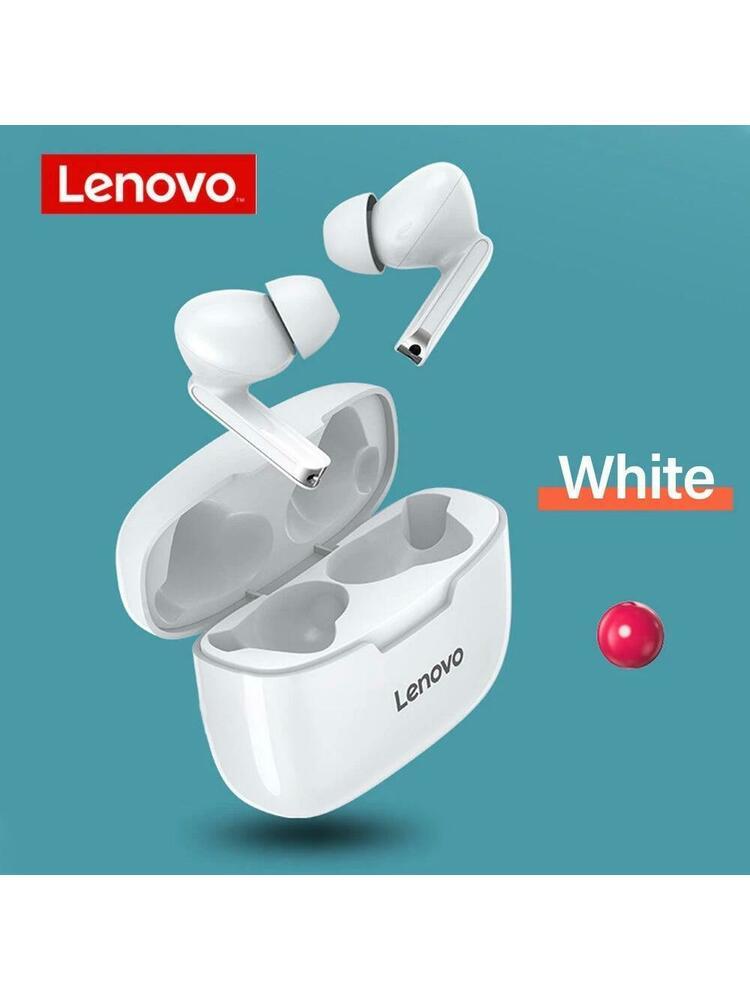 """""""Lenovo XT90"""" belaidės """"Bluetooth 5.0"""" ausinės """"TWS Earbuds"""" vandeniui atsparios ausinės """"HiFi"""" belaidės ausinės"""